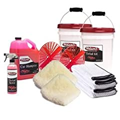 Adams Complete 2 Bucket Car Wash Kit