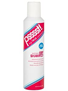 Psssssst Instant Spray Shampoo 5.3oz (3 Pack)