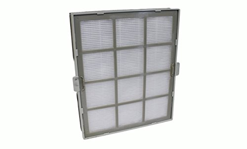Replacement Small HEPA filter fits Winix 119010 Size 17 PlasmaWave Air Cleaner models P150, U150, 9300, 9000S and 5000S by LifeSupplyUSA