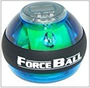 WeiHeng??? Force Ball LED Power Gyro Wrist Ball with Speed Meter