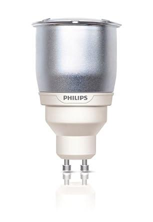 philips 83972200 downlighter es 10w 827 gu10 r50 kompakte energiesparlampe beleuchtung. Black Bedroom Furniture Sets. Home Design Ideas
