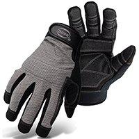 BossCoProducts Glove Mechanics Mshbk W/Pvc Xl, Sold as 1 Pair
