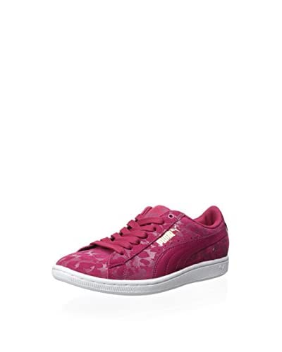 PUMA Women's Vikky Animal Fashion Sneaker