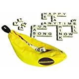 Awesome Bananagrams ( 9 X 3 X 3 Inches ; 12.2 Ounces) - Portability Makes It Perfect For Travel! Toy / Game / Play / Child / Kid