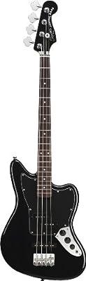 Squier Vintage Modified Jaguar Special Short Scale Bass, Black
