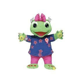 Leap Frog Lovable Lily Talking & Singing Plush - 1