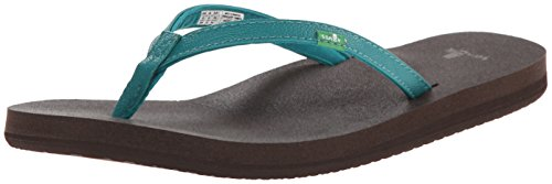 Sanuk Women's Yoga Joy Flip Flop