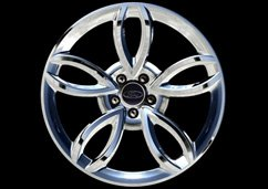 20″ Chrome Wheel Kit, 4 Wheels for Lincoln MKX