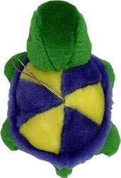 VO TOYS/VIP SOFT & CUDDLE PLUSH TURTLE Dog Squeak Toy