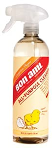 Bon Ami All Purpose Cleaner Bottle 25 Oz Can Be Used On Many Surfaces