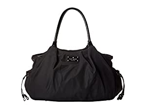 Kate Spade York Union Square Stevie Baby Diaper Bag, Black by Kate Spade York from Kate Spade New York