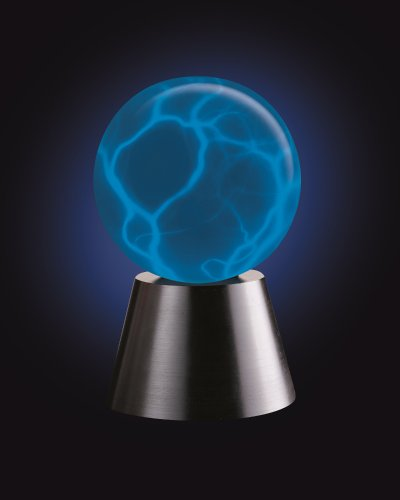 5 in Sphere Electra Lamp in Blue FinishesB001D665I6 : image