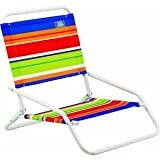 Coleman Portable Deck Chair with Side Table