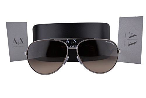 armani-exchange-ax2017s-sunglasses-gunmetal-w-brown-gradient-lens-6085-13-ax-2017-for-men