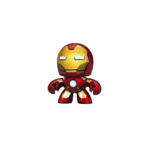 Marvel Avengers Movie Mini Mighty Muggs Iron Man by Hasbro (English Manual)