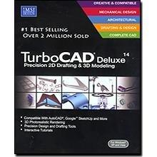 Turbocad Deluxe 14