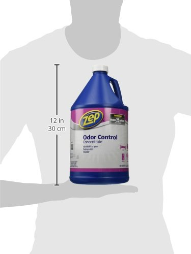 Zep Inc Odor Control Concentrate 1 Gallon No Scent Odor