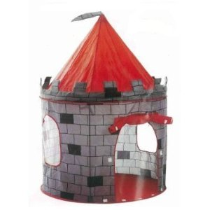Sale!! Knight's Playhouse - Castle Play Tent - Pockos