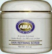 Skin Refining Scrub Abra Therapeutics 4 Oz Scrub