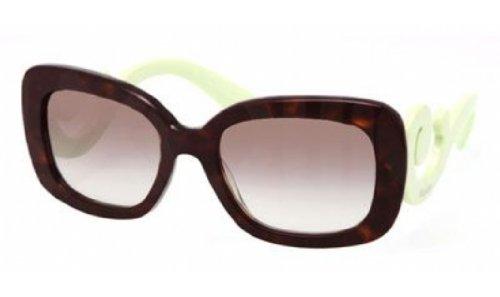 pradaPrada PR27OS Sunglasses-QFL/0A7 Havana (Gray Gradient Lens)-54mm