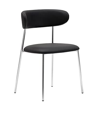 Domitalia Anais Chair, Chrome