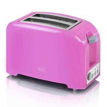Swan ST14030PIN 2-Slice Toaster, Pink by Swan