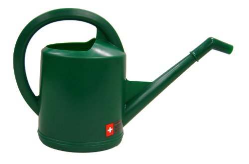 Dramm 12474 10-Liter Molded Plastic Swiss Watering Can with Injection, Hunter Green (Dramm Watering Can compare prices)