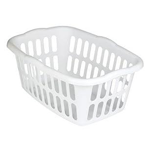 Sterilite Laundry Basket 12458012 - 19.3in H x 23.9in W x 13.9in D