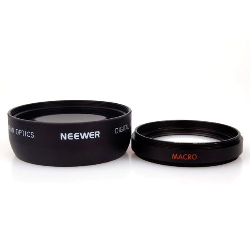 55mm Wide Angle Lens For Sony A230 A350 A300