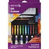 Reeves Complete Oil Color Painting Set