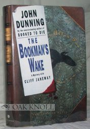 The Bookman's Wake: A Mystery With Cliff Janeway (Thorndike Press Large Print Basic Series)