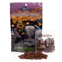 Full PETential Doggie Dance Show Bits Dog Treats - Duck Formula