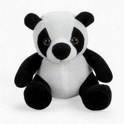 Stuffed Panda Bears (1 Dozen) - Bulk