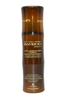 Alterna Bamboo Smooth Anti-Breakage Thermal Protectant Spray for Unisex