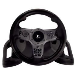 PlayStation 3, PlayStation 2 - Driving Force Lenkrad Kabellos