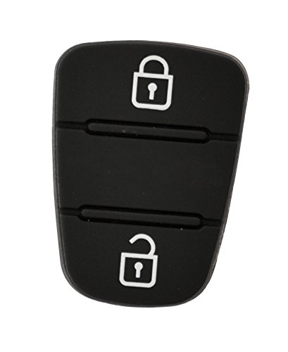 1-Key Replacement Keypad For Hyundai Fluidic Verna (2010-14 Model)