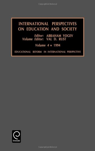 Educational Reform in International Perspective: 4