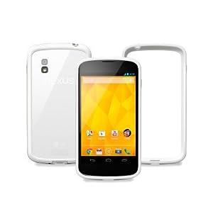 Google White Nexus 4 Phone Limited Edition 16gb - Unlocked