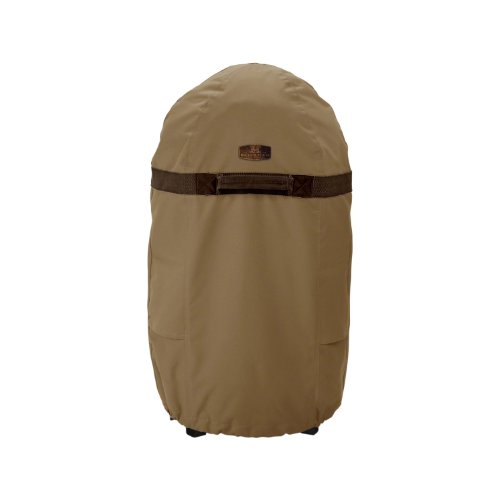 Lowest Price! Classic Accessories Hickory Smoker/Fryer Cover, Large