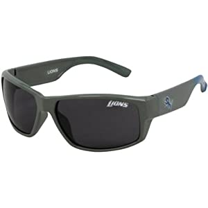 Detroit Lions NFL Team Spike Style Sunglasses by MODO