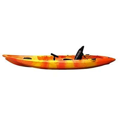 ?brand New 2015 Model ? Sit On Top Fishing Kayak Canoe by Krystal Kayak