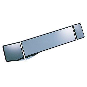 カーメイト(CARMATE) グローバルミラー ブラック PL104