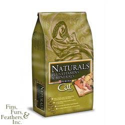 Image of Purina Cat Chow Naturals Dry Cat Food