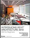 img - for Introducing Revit Architecture 2010 1st (first) edition Text Only book / textbook / text book