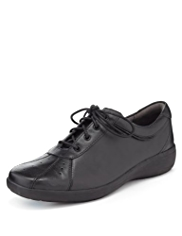 Footglove™ Leather Lace Up Shoes