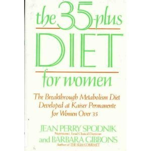 The 35-Plus Diet for Women: The Breakthrough Metabolism Diet Developed