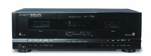 Review Of Ion Tape2PC USB Cassette Deck