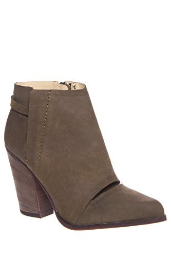 Avryl Cut Out Bootie