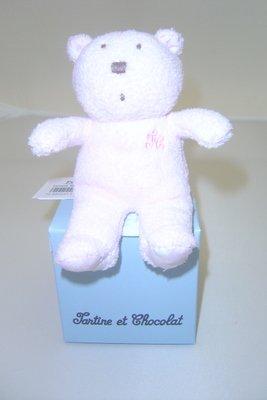 Pink Teddy 10cm