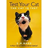 Test Your Cat: The Cat IQ Test - Is your Cat an undiscovered Genius?